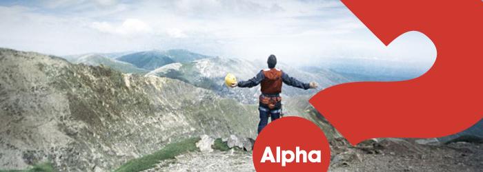 Alpha – kurs i kristen tro